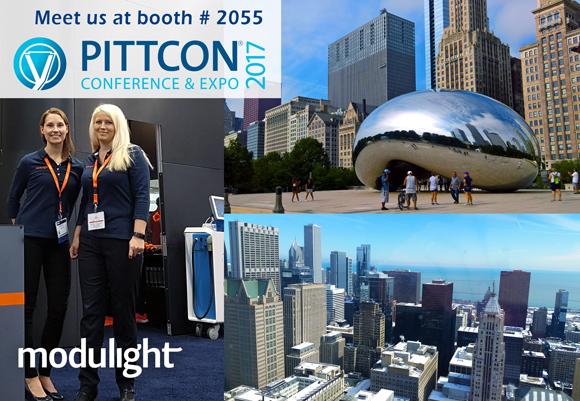 Meet Modulight at Pittcon 2017
