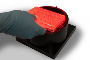 Illumination systems for photoactive samples