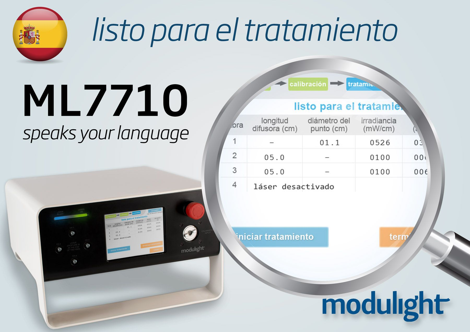 User interface now available in Spanish!